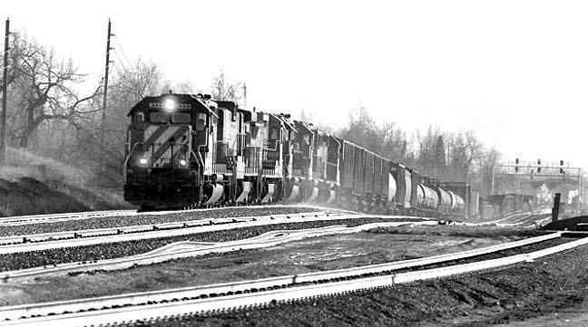 BNSF's Colorado Coal Corridor: The Joint Line