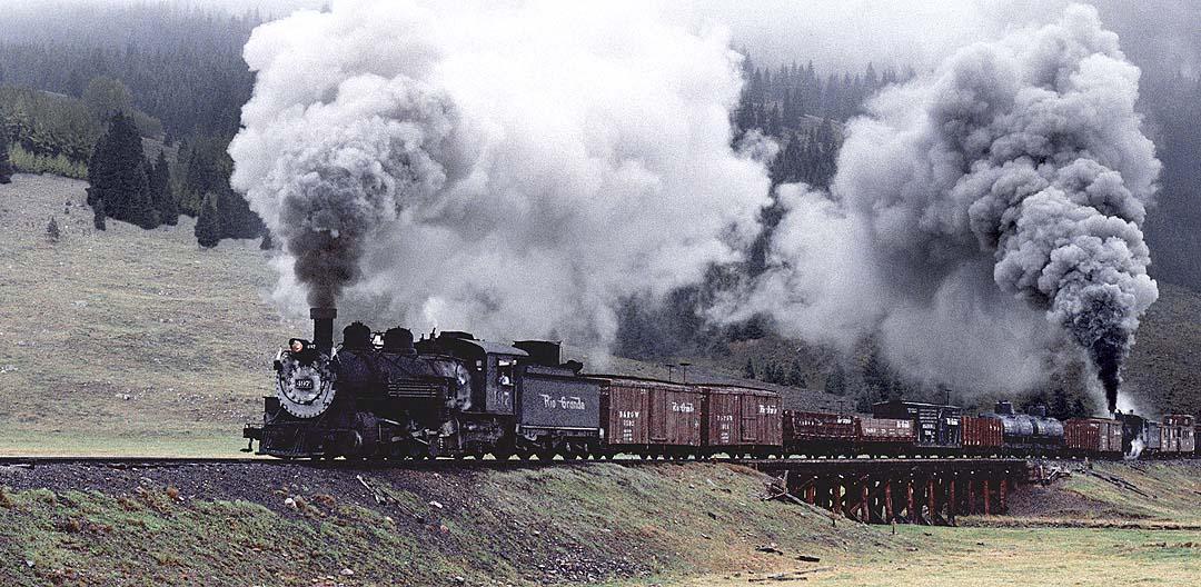 ~~~Colorado Rail Annual No. 17~Hardbound~1987 1st Edition~Brand New~Free Ship~~~